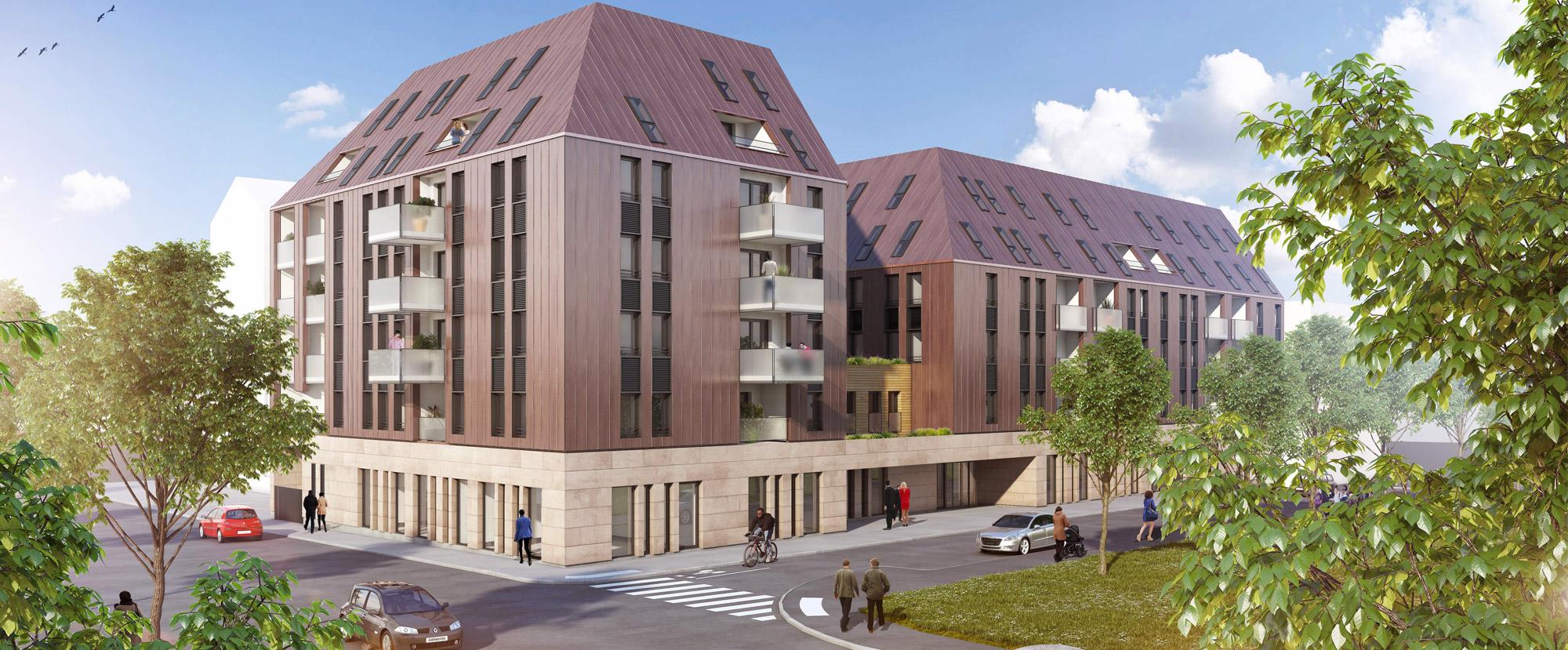 Promoteur immobilier à Strasbourg,Frank Immobilier vous accompagne dansvotre projet immobilier